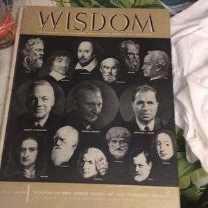 Wisdom- The magazine of knowledge for Education
